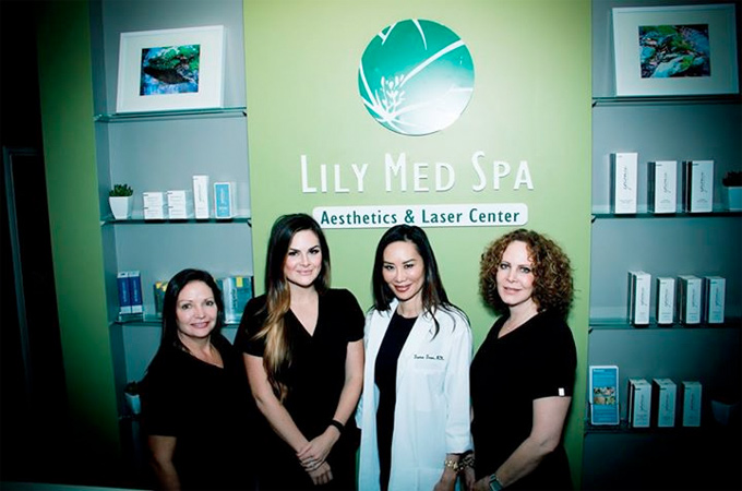 The Staff at Lily Med Spa